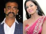 Pakistan Instals Chip Abhinandan S Body Veena Malik