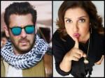When Salman Khan Made Farah Khan Cry