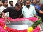 Bharathiraja Pays Tribute To Mahendran