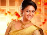 Keerthy Suresh Enjoys Being An Actress