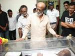 Rajinikanth Pays Tribute To Mahendran