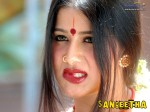 Sangeetha S Statement Has Lots Of Meaning