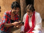 Sj Surya With Amithab Uyarntha Manithan Stills