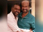Raghava Lawrence Met Rajini In Dharbar Shooting Spot