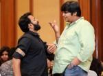 Santosh Narayan Teases Karthick Subburaj