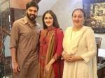 Arya Sayyeshaa Celebrate Their First Ramzan As A Couple