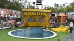 There Is No Water In Biggboss House Swiming Pool