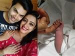 Nisha Ganesh Delivers A Girl Baby