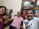 I Met Crazy Mohan Uncle Just 20 Days Back Harathi