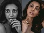 Kajal Agarwal Posts Makeup Free Photos On Instagram