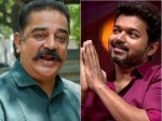 Actors Kamal Hassan Mohanlal And Keerthi Suresh Wishing Vijay
