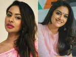 Sri Reddy Sarcastic Post About Keerthi Suresh