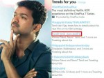 Ajith Fans Made Thala Trending On Vijay Birthday