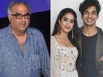 Is Janhvi Dating Ishaan Dad Boney Kapoor Reveals The Truth