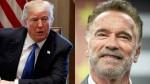 I M Still Here Arnold Quips Trump