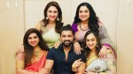 Actress Vanitha Comments On Arun Vijay S Family Photo