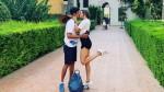 Actress Drashti Dhami Shared Lip Lock Photo With Her Husband In Spain