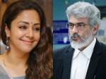 Jyothika Thanks Ajith For His Social Responsibility