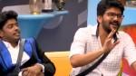Bigg Boss 3 Kamal Pulls Kavin S Legs