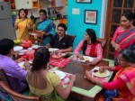 Simple Sambar Scene Gets Big Applause