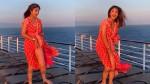 Actress Shilpa Shetty S Marlin Mandro Moment Video Goes Viral