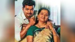 Actor Vijay S Mom Writes A Letter To Him