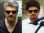 Actors Ajith And Vijay Fans Again Started To Fight In Social Media