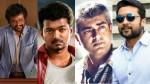 Interesting Details About Tamil Cinema Heros