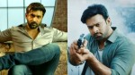 Saaho I M Unable Change My Look For Ccv And Thadam Says Arun Vijay