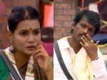 Bigg Boss 3 Tamil Cheran Wife Slaps Meera Mithun
