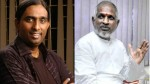 Greet Ilayaraja With A Heart Composer Dhina