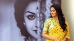 Keerthy Suresh Enters Film Industry Because Of Priyadarshan