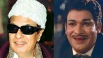 The Friendship Between Mgr And Ashokan Is Soulful