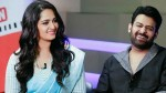 Prabhas Has A Complaint Against Anushka