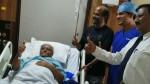 Rajinikanth Met Sathyanarayana Rao In Bangalore Hospital