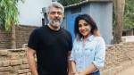 Sakshi Agarwal Met Ajith