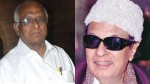 Director S P Muthuraman Shares M G R S Anbe Vaa Memories