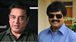 Actor Vivekh Joins With Kamal At First Time
