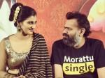 Netizens Reacting For Actress Yashika Anand Photo With Premgi