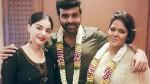 Bigg Boss Ramya Marries Serial Actor Sathya