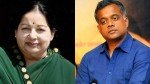 Jayalalitha S Brother S Son Deepak Opposes Gowtham Menon Web Series On Her
