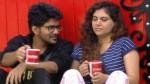 Bigg Boss Tamil 3 Kavin Made Losliya Jealous By Speaking With Sherin
