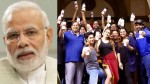 Prime Minister Narendra Modi Praises Team Coolie No 1 For Taking Plastic Free Policy On Sets