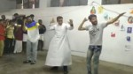 Church Priest Dancing For Kudukku Song Viral On Social Media