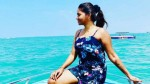 Actress Shalu Shammu Posted Of Her Bathing Video On Her Instagram Page