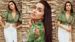 Shraddha Kapoor Posted Her Glamour Photos In Instagram
