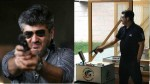 Ajith Excels In National Level Shooting Competition