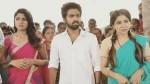 Sakshi Agarwal Released Aayiram Jenmangal Movie Photo On Instagram