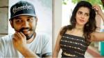 Hiphop Adhi S Third Film Iswarya Menon Joins Naan Sirithal