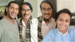 Actor Manobala Posted Shraddha Srinath Photo And Mentioned Name As Shraddha Kapoor